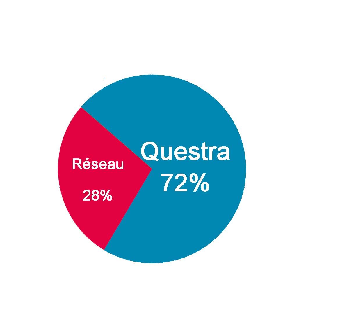 diagramme reseau Questra Holdings et Vous !