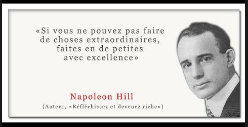 Napoleon Hill – Explications du Pouvoir de votre Esprit