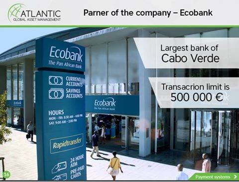 Ecobank Questra Holdings et Vous !